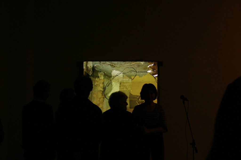 Installation view, Made in Berlin, State Gallery of Kallingrad, Russia, 2009