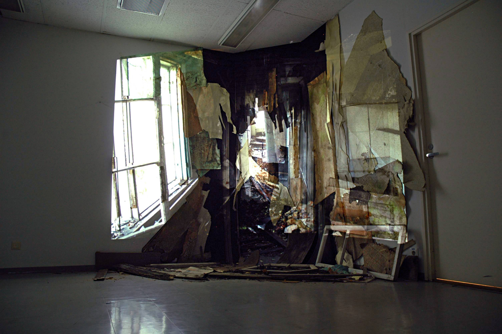 Estranged Relations, Installation view at Ptarmigan, Helsinki, 2009