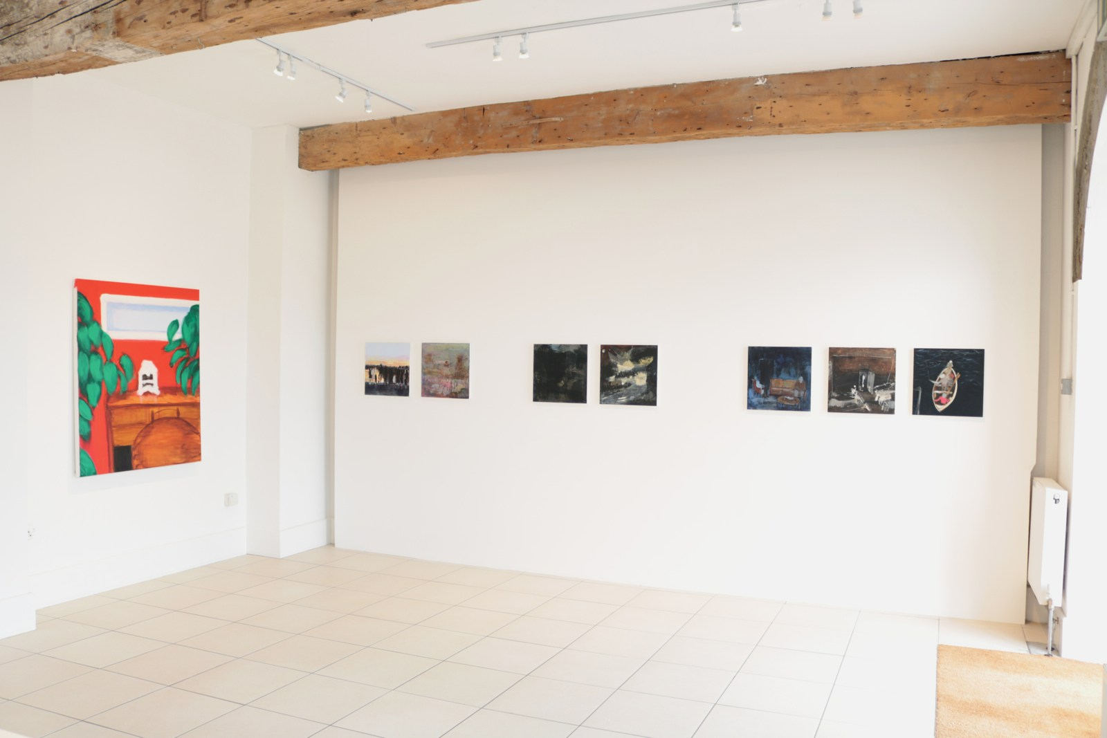 Installation view, Custom House Studios & Gallery, Westport, Ireland, 2018