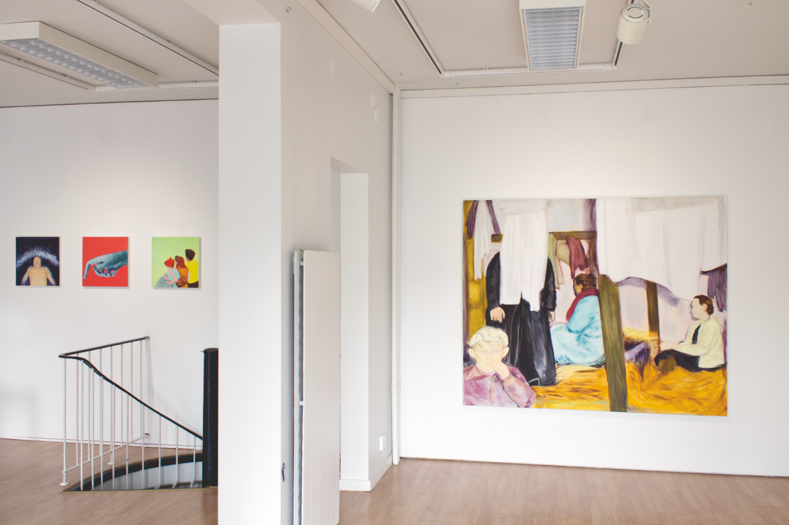 contemporary-painting-exhibition-i-put-a-spell-on-you-galleria-ars-libera-kuopio
